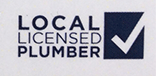 local licensed plumber